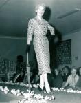 1958ModellingAtACharityShow