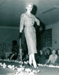 1958ModellingAtACharityShow