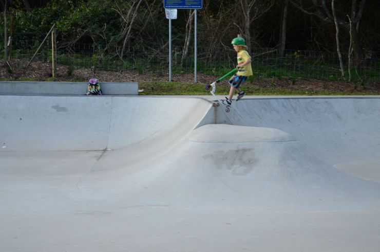 Junior boarder