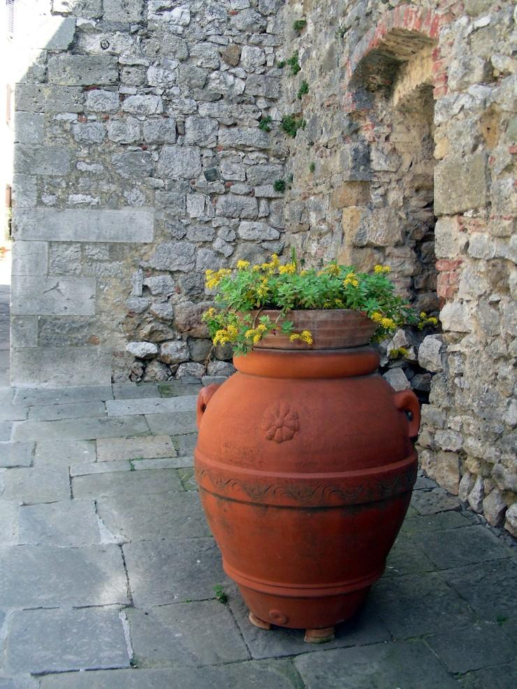 Pot, Montepulciano
